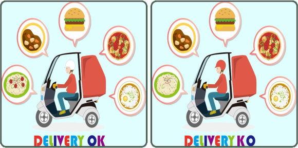 【間違い探し】左右の画像で間違いを3か所探す脳トレ問題
