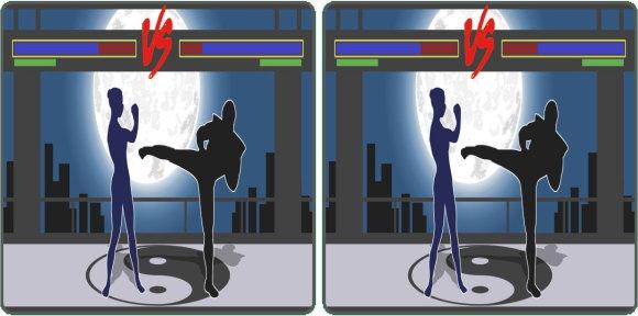 [間違い探し全15問] 簡単な脳トレで脳を活性化#12 ゲーム感覚で楽しみながら集中力を鍛えて認知症予防&頭の体操