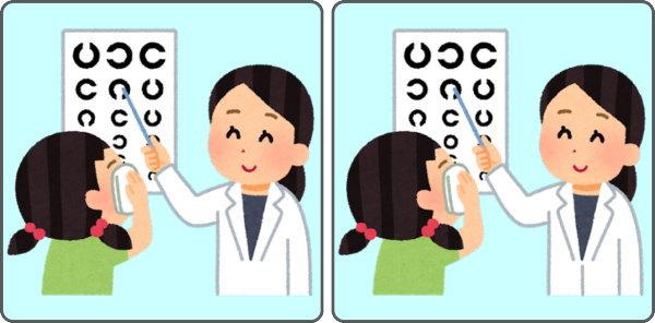 【間違い探し】3か所の違いを見つけてスカッとなれる脳トレが全5問!