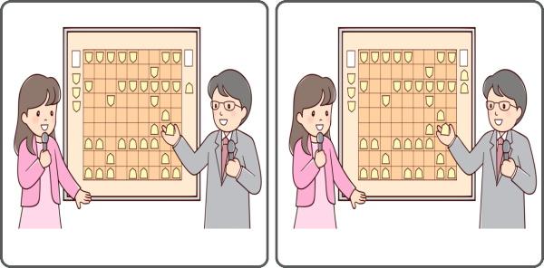 【1か所間違い探し】20秒以内に1つの間違いを探す脳トレ