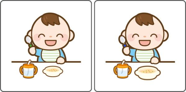 【間違い探し】3つの違いを見つけて脳力UP!