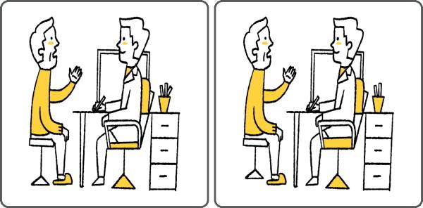 【間違い探し】間違いが見つかると脳が喜ぶ認知症予防動画