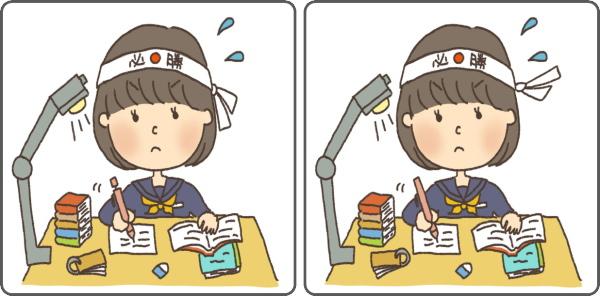 【レベルアップ間違い探し】徐々に難易度が上がる脳トレ