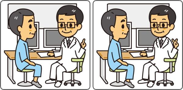 【間違い探し】集中力を鍛える脳トレクイズ