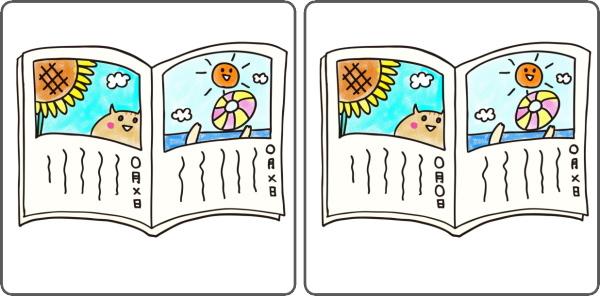 【1か所間違い探し】判断力を鍛える楽しいクイズ脳トレ