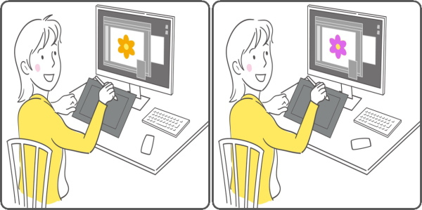 【間違い探し】モノ忘れ予防に最適!集中力UPの脳トレ